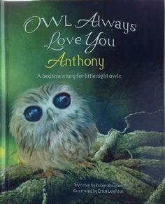 'Owl Always Love You, Anthony'