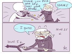 The Witcher 3, doodles 169 by Ayej.deviantart.com on @DeviantArt