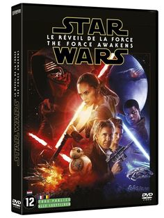 Star Wars : Le Réveil de la Force (2015) - DVD Star Wars: The Force Awaken  NEUF