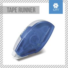 It's back! The good ol' CM blue Tape Runner has returned. Purchase it here: http://ss1.us/a/UVhxX7Yo #CreativeMemories
