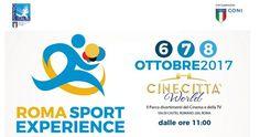 Dal 6 all8 ottobre Baseball/Softball Roadshow a Roma Sport Experience