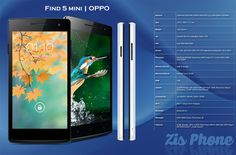 Find 5 mini | OPPO | Zis Phone
