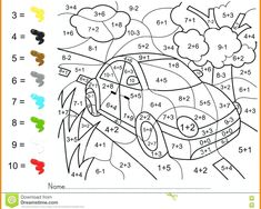 Coloring Math Activities for Middle School Best Of Grade Math Coloring Pages.Coloring Math Activities for Middle School Best Of Grade Math Coloring Pages – Redbirdcolor. Math Coloring Worksheets, 1st Grade Math Worksheets, Subtraction Worksheets, Addition Worksheets, 2nd Grade Math, Number Worksheets, Grade 1, Printable Coloring, Sixth Grade
