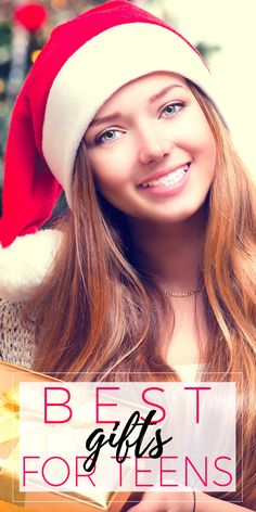 Great beauty gifts for teens.