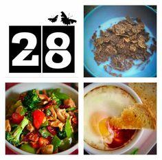 Dag 28 28 Dae Dieet, Dieet Plan, Gluten Free Recipes, Healthy Recipes, 28 Days, Health Eating, Eating Plans, Clean Eating Recipes, Afrikaans