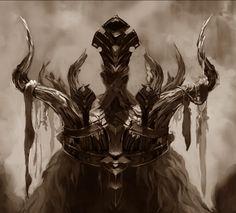 The crown of Euron Greyjoy