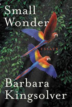 barbara kingsolver book of essays