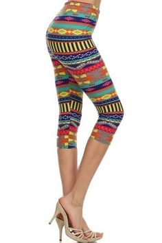 6e70ec67f4b4e 27 Best Trendy Leggings images | Print Leggings, Printed leggings ...