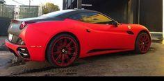 Ferrari California..