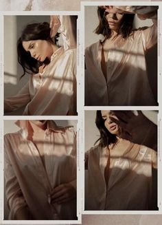 Women silk shirt in peach pink Stretch silk blouse Long sleeve blouse Womens button down shirt Office silk shirt Silk clothing Silk top Women silk shirt in peach pink Silk blouse Long sleeve blouse Model Poses Photography, Portrait Photography Poses, Indoor Photography, Best Photo Poses, Kodak Film, Insta Photo Ideas, Mode Editorials, Aesthetic Photo, Photoshoot Inspiration