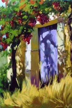 Grapevine Doorway