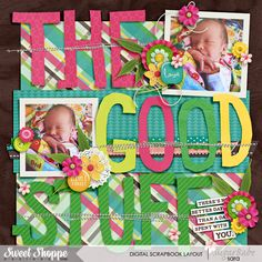 available at www.sweetshoppedesigns.com  Brook's Templates - Duo 28 - Well Snipped Words 2 by Brook Magee A Happy Family: Playing Together by Traci Reed and Shawna Clingerman
