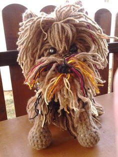 Ezúton is szeretném megköszönni ezt a nagyszerű mintát. :) Az eredetit itt találtam: http://crochetparfait.blogspot.hu/2013/02/amigurumi-yor...