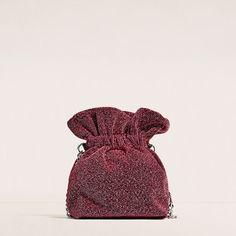 ZARA - WOMAN - SHINY CROSSBODY BAG
