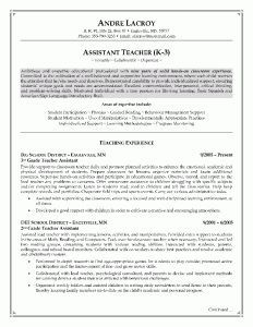 teaching assistant resume writing example will complement the teacher aid or assistant cover letter to get a classroom aide job interview in the education - Teacher Assistant Cover Letter Examples