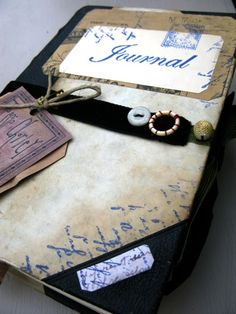 Journals & Albums - Jessie Chorley