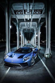 Ford GT 2017 Paris 11                                                       …
