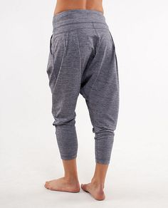 once you go LuLu, you never go back ... even if it's hammer pants.  Perfect for Zumba and the Gym.
