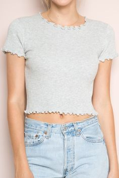 Brandy ♥ Melville | Riane Top - Tops - Clothing