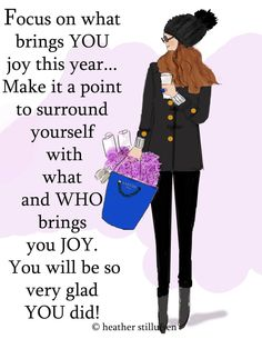 Finding joy this year!