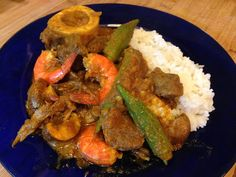 Angela Rogers' palmnut soup on August August 12, Food Test, The Dish, Regional, Ghana, Soup, African, Beef, Foods