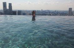 Marina Bay Sands - Yö kahdeksan miljardin luksushotellissa - Starbox