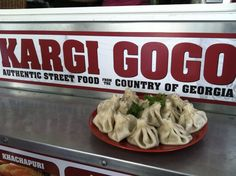Kargi Gogo - Georgian food in downtown Portland.  Get the khinkali dumplings!