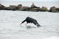 The 5th Annual New York City Black Tie Beach Party by Improv Everywhere
