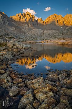 Rocky Past, Kings Canyon National Park, California