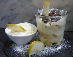 eine kulinarische reise....: mostviertler birnen tiramisu