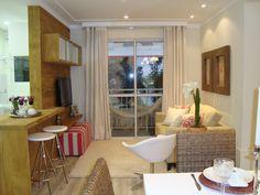 Sala de Estar empreendimento Vivare Grand Club / Vivare Grand Club Living Room