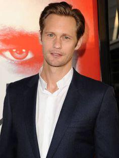 9 Guys Who Should Play Christian Grey #Alexander_Skarsgard #50Shades