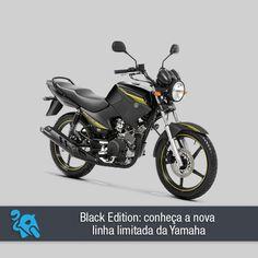 Acesse a matéria e conheça os modelos da linha Black Edition: https://www.consorciodemotos.com.br/noticias/linha-yamaha-factor-ybr-125-e-fazer-ys-250-black-edition?idcampanha=288&utm_source=Pinterest&utm_medium=Perfil&utm_campaign=redessociais