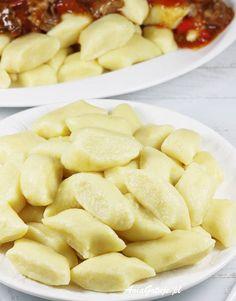 Dumplings, Gnocchi, Potatoes, Homemade, Vegetables, Cooking, Sweet, Recipes, Polish
