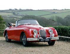1958 Jaguar XK150 Drophead Coupé