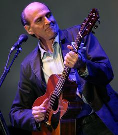 "James Taylor was one of three singer/songwriters that my dad exposed me to at an early age. I remember thinking how wonderful a story the lyrics in ""Sweet Baby James"" told. 70s Music, Music Icon, Sound Of Music, Kinds Of Music, Music Love, Rock Music, Vernon, Rock N Roll, Music Artists"