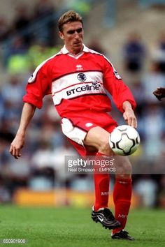 Alen Boksic Middlesbrough Middlesbrough Fc, Coventry City, Football Photos, Boro, Football Players, Soccer, England, Number, Sports