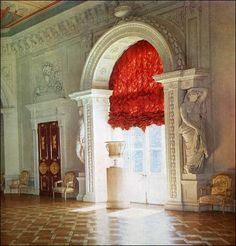 Grand Hall - Pavlovsk Palace & Park - Country Residence of the Russian Imperial Family