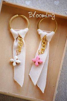Christening, Diy And Crafts, Art Projects, Ribbon, Personalized Items, Key Chains, Key Fobs, Tape, Band