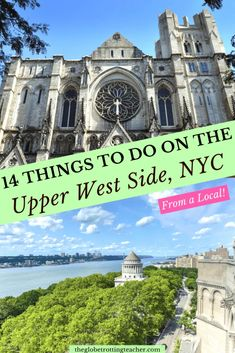 14 Things to Do on the Upper West Side NYC - From a local! | Planning a trip to New York City? You don't want to miss seeing this classic NYC neighborhood! #travel #nyc #newyorkcity York Things To Do, Best Travel Websites, Us Travel Destinations, New York City Travel, West Side, United States Travel, Usa Travel, Travel Around The World