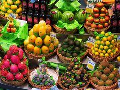Mercado Municipal - São Paulo, SP, Brasil.