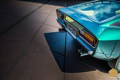 Faster than the Wind - CineCars - Maserati Khamsin