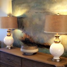 We're so taken back by these lamps! Remember, till the last day of the month, all regular-priced accessories are 20% off! {Down To Earth} #downtoearthhome #gardnervillage #summersale #lamps #lighting #home #homedecor #interiordesign #interiors #home #timetorefresh #lighting