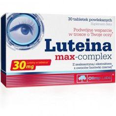 OLIMP Lutein Max Complex x 30 tablets macular degeneration vitamins