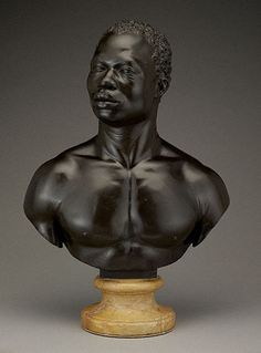 """Bust of a Man"" by Francis Harwood (1758) at the J. Paul Getty Museum, Los Angeles"