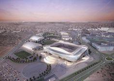 Al Rayyan Stadium, Ar-Rayyān, 2019 - Pattern Architects
