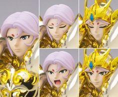 Cavaleiros Do Zodiaco Mu Aries Ex Soul Of Gold Cloth Myth Ex - R$ 439,99