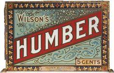Wilson's Humber via Designspiration.