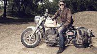 Caffè Letterari: La moto spiegata a mio figlio di Roberto Parodi