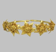 Diadem with rosettes/Greek, 3rd- 2nd Centuries B.C.